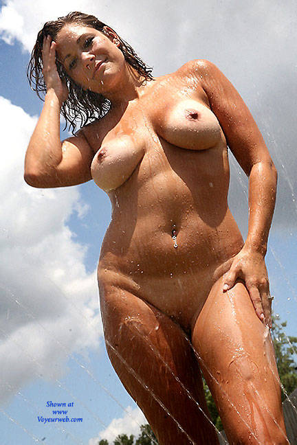 Backyard Sprinkler Bathing - Big Tits, Brunette Hair, Exposed In Public, Full Nude, Naked Outdoors, Nude In Public, Nude Outdoors, Perfect Tits, Showing Tits, Water, Wet, Hairless Pussy, Naked Girl, Sexy Body, Sexy Boobs, Sexy Face, Sexy Legs, Sexy Woman , Naked, Wet, Outdoor, Brunette, Legs, Hairless Pussy, Big Tits