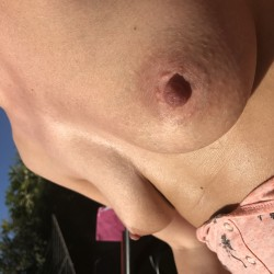 Medium tits of my wife - Dancer