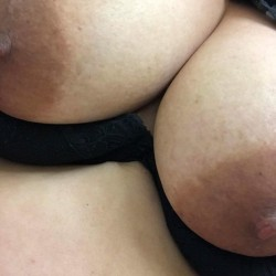 Large tits of my wife - Sunny