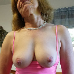 Afternoon Delight - Big Tits, Brunette, Amateur