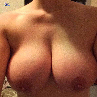 Pic #7 Bent Over - Big Tits, Lingerie, Amateur, Tattoos