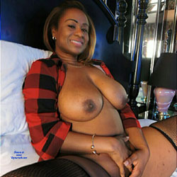 So Sweet And Sexy - Big Tits, Ebony, Lingerie, Amateur