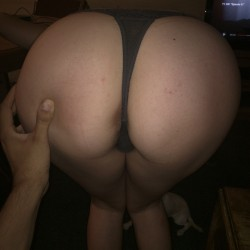 My wife's ass - Andrea