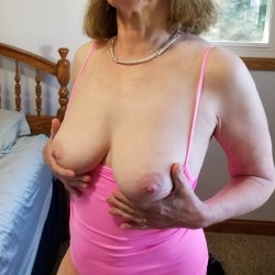 My medium tits - Sexy Red