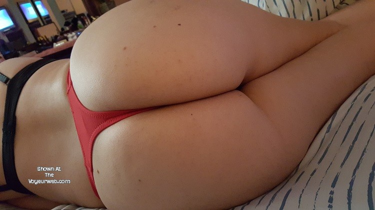 Pic #1 My wife's ass - The wife