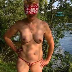 Experimenting - Nude Girls, Big Tits, Outdoors, Shaved, Amateur