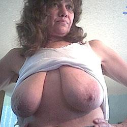 Kathy - Big Tits, Brunette, Mature