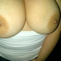 My very large tits - Meg