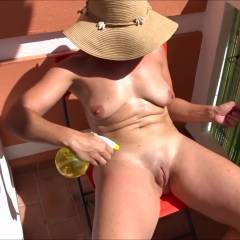 Water Spray - Nude Girls, Big Tits, Outdoors, Shaved, Amateur