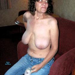 Just Me, No Big Deal - Big Tits, Brunette, Blowjob, Mature