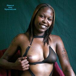 Trying On Lingerie - Nude Girls, Big Tits, Brunette, Ebony, Tattoos