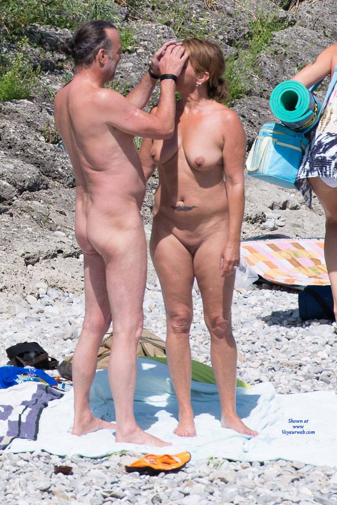 Love big Beach shower spain voyeur web cum never