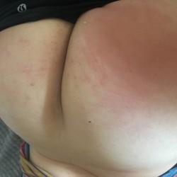 My girlfriend's ass - Dat Ass