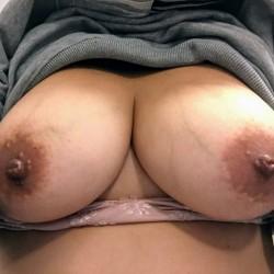 Large tits of my wife - NekoBaka