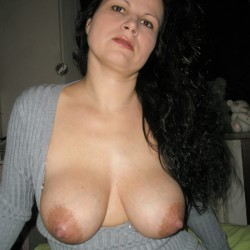 Medium tits of my girlfriend - ANN..