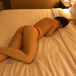 Hot Little Hotel Wife - Topless Wives, Amateur, Firm Ass