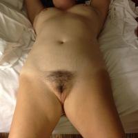 Medium tits of my girlfriend - Shy Soccermum