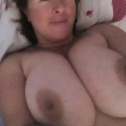 My very large tits - Caroline