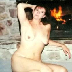 Just Having Fun - Nude Amateurs, Brunette
