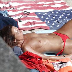 Voyeur Topless Beach - Topless Girls, Beach Voyeur