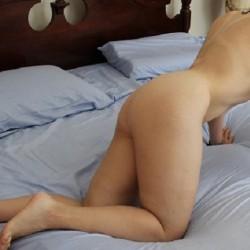 My wife's ass - Beautiful Latina Wife
