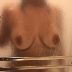 In The Shower  - Nude Wives, Big Tits, Amateur