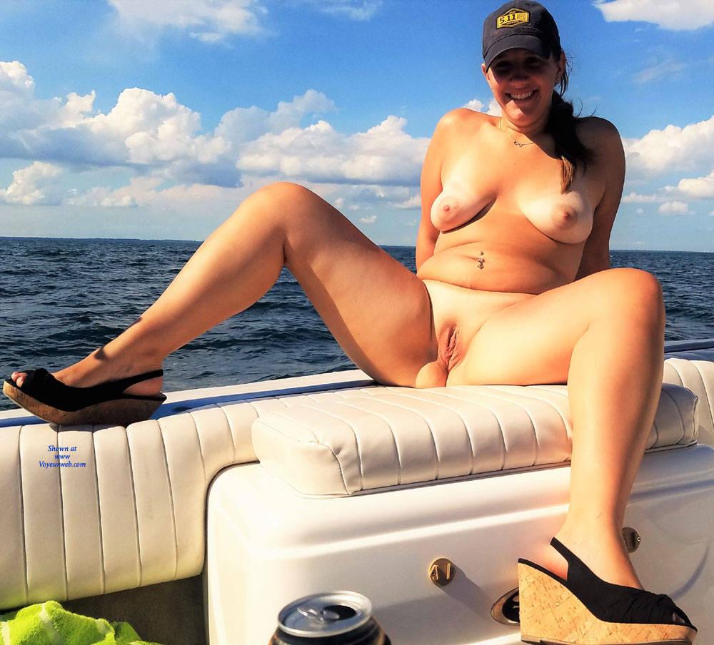 Boat Nudes - July, 2017 - Voyeur Web-3363