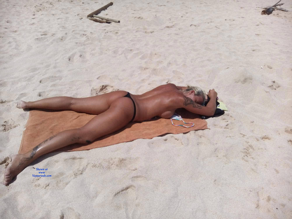 Pic #4 Beach Girls - Outdoors, Bikini Voyeur, Beach Voyeur