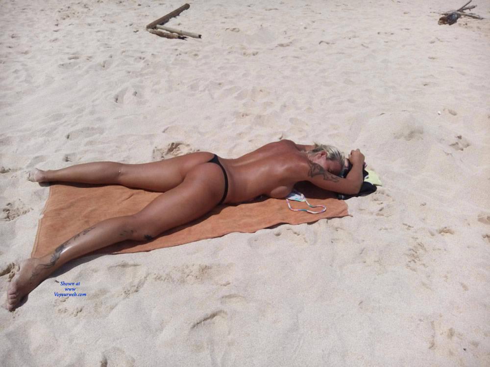 Pic #4 Beach Girls - Outdoors, Bikini Voyeur, Beach Voyeur