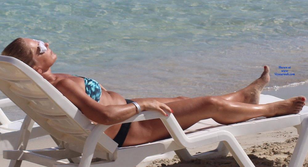 Pic #2 Beach Girls - Outdoors, Bikini Voyeur, Beach Voyeur