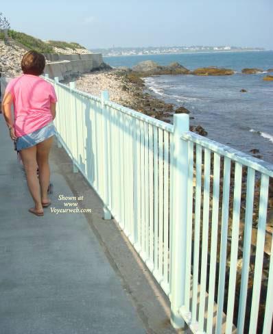 Pic #1 - No Panties , Vacation