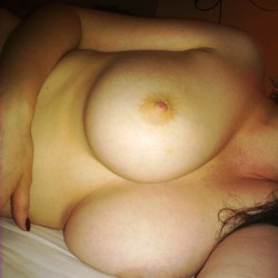 Extremely large tits of my ex-girlfriend - Jojo