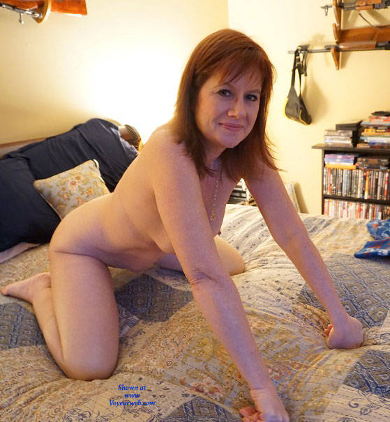 Mature red head milf