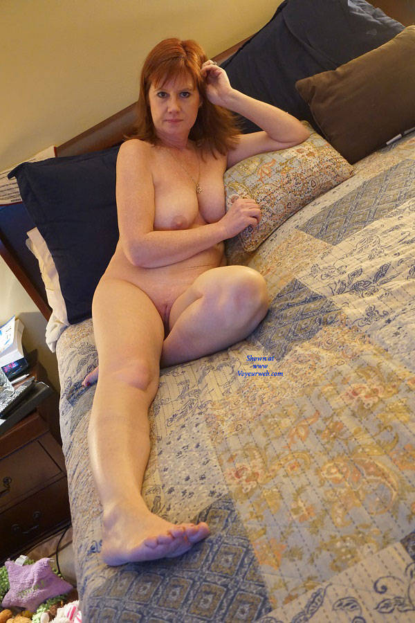 With you Big tits mature redhead nude opinion