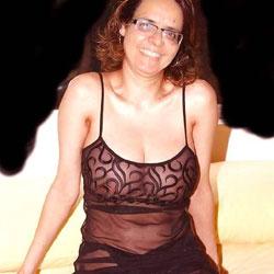 Mature MILF - Big Tits, Brunette, Lingerie, Mature, Amateur
