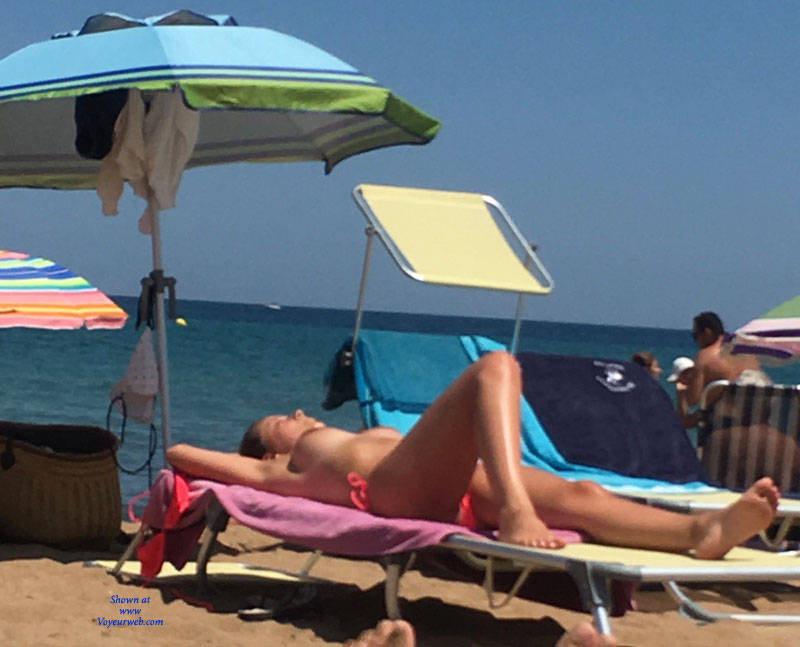 Pic #1 Beach View - Outdoors, Bikini Voyeur, Beach Voyeur