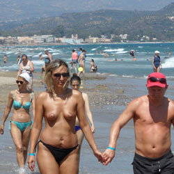 Yesterday On Beach - Outdoors, Bikini Voyeur, Beach Voyeur