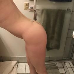 My wife's ass - Fit ass-Shorte