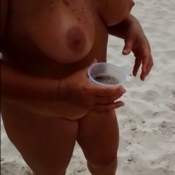 Large tits of my wife - Leka 40