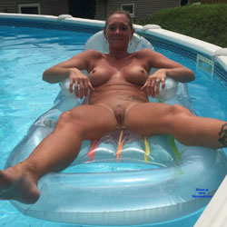 No Tan Lines - Big Tits, Outdoors, Shaved, Amateur
