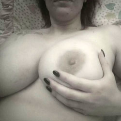 In Bed - Big Tits, Amateur