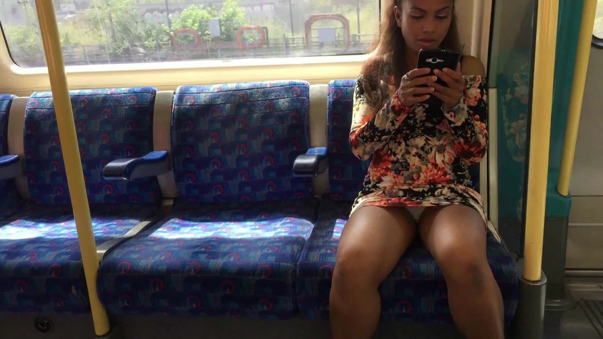 in public transportation sex pict