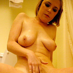 Peeing From The Seat - Nude Girls, Big Tits, Shaved
