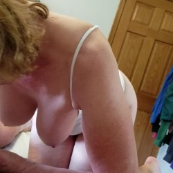 My medium tits - Sexy Red