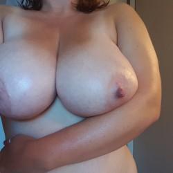 My very large tits - Gigi1