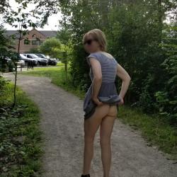 My wife's ass - Wife Lisa