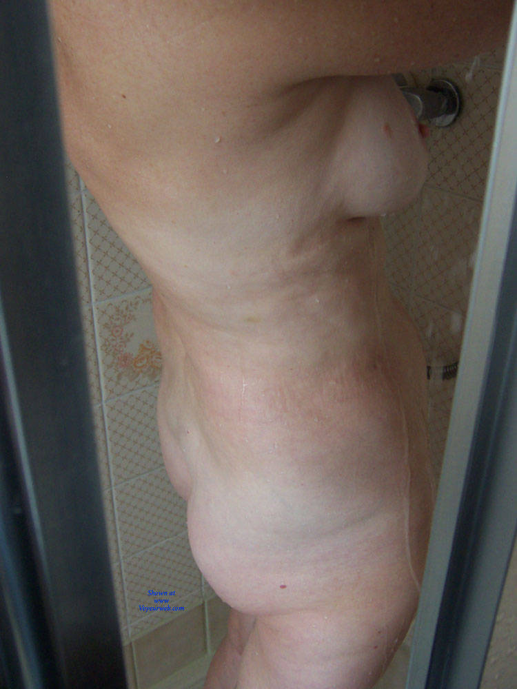 Pic #6 After Hubby Trimmed My Bush - Nude Wives, Big Tits, Bush Or Hairy, Amateur, Wet Tits