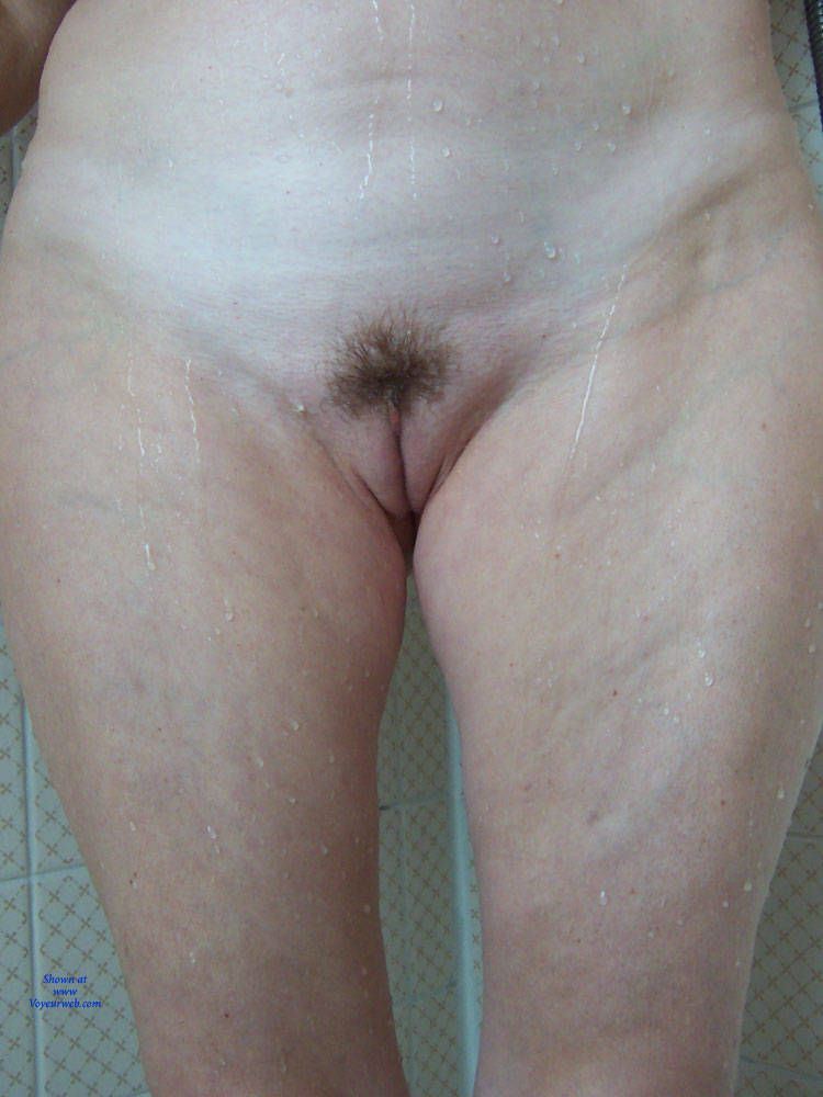 Pic #10 After Hubby Trimmed My Bush - Nude Wives, Big Tits, Bush Or Hairy, Amateur, Wet Tits
