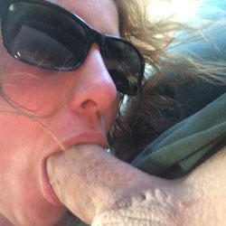 Milf Road Head Selfies - Blowjob, Wife/Wives, Amateur