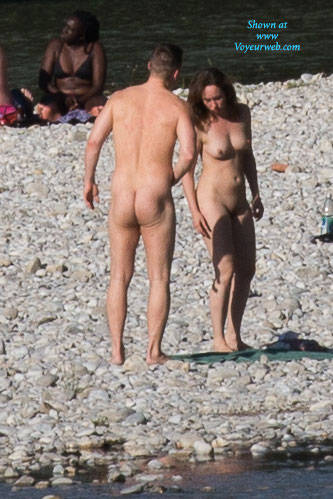 Pic #2 Here And There (Part 2)  - Nude Girls, Outdoors, Beach Voyeur